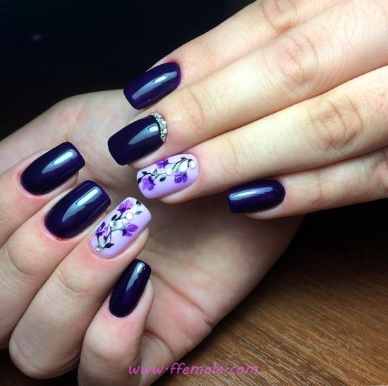 Hot And Ceremonial Acrylic Manicure Design Ideas - beauty, sexy, gotnails, nail