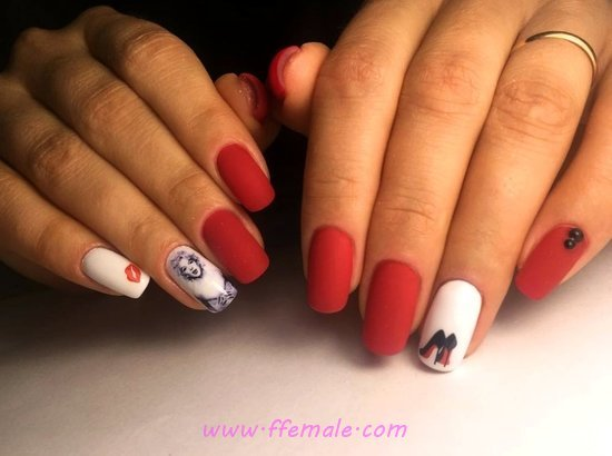 Incredibly And Fashionable Gel Nail Trend - party, cute, neat, gorgeous, nail