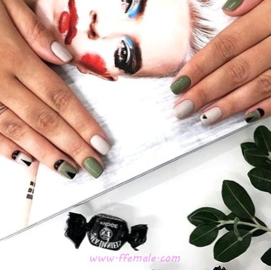Incredibly & Beautiful Nail Art - adorable, clever, nails