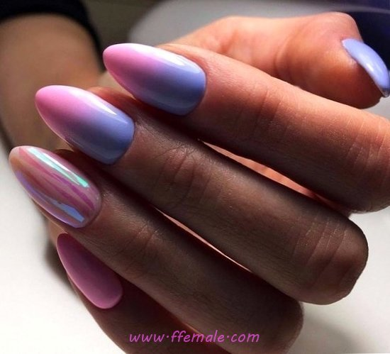 Incredibly Chic Trend - sexy, nailartdesigns, nail, manicure