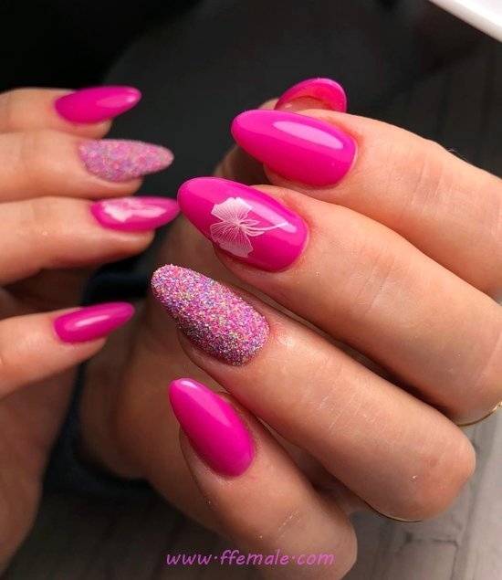 Inspirational And Best Acrylic Nail Style - precious, star, nail, furnished