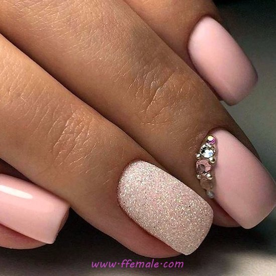 Inspirational And Classy Nail Art - sexy, nails, nailideas, gotnails, art