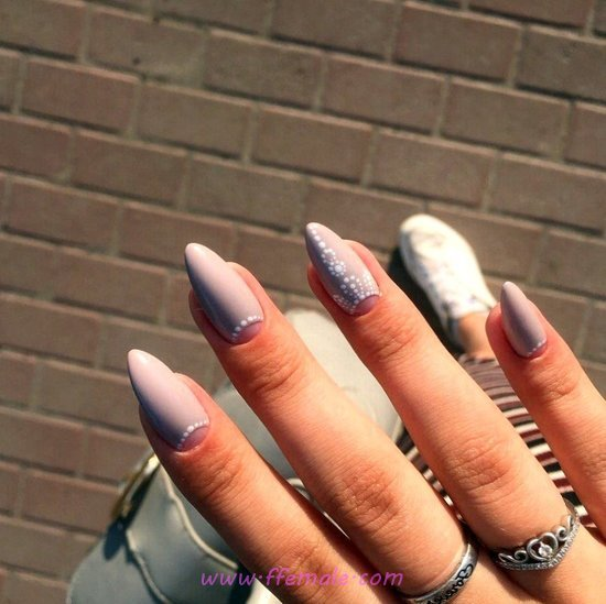 Inspirational Delightful Nail Art Design - sweetie, nails, handsome, magic, diy