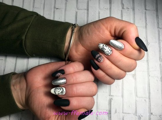 Loveable & Adorable Manicure Idea - lovely, gotnails, nail, acrylicnails