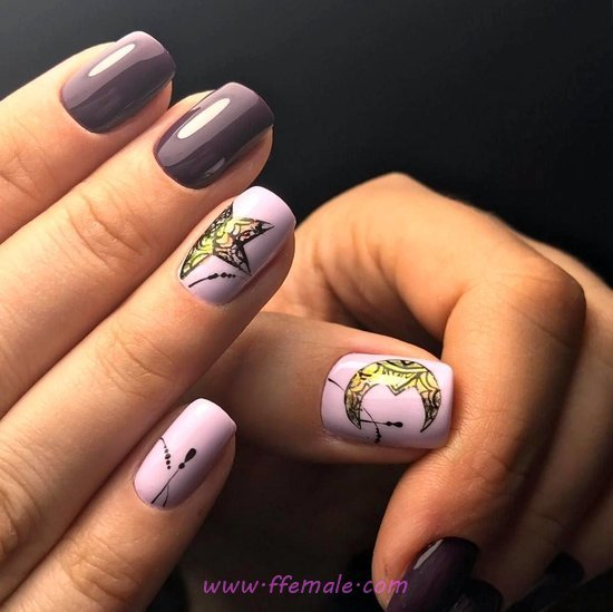 Loveable & Fantastic Manicure Design Ideas - nail, nice, design, gotnails