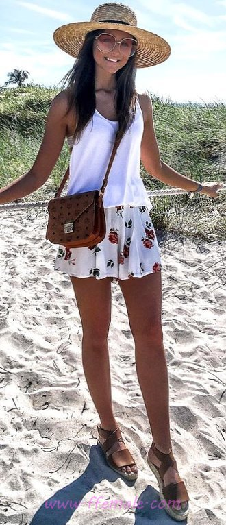 Lovely And Adorable Summer Clothing - trendsetter, lifestyle, street, modern