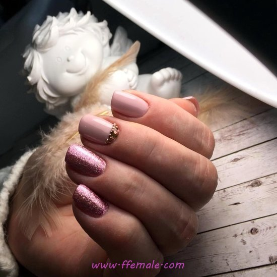 Lovely And Charming American Acrylic Nails Ideas - naildesigns, nail, artful, dreamy
