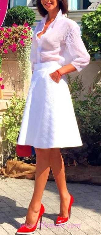 Lovely And Classic Summer Pieces - trending, cute, sweet