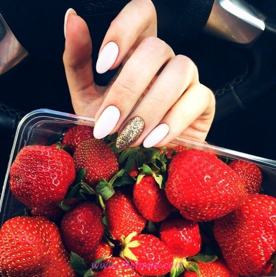 Lovely And Fashion Gel Nails Art Design - getnails, cool, nails, nice, goingout