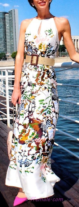 Lovely And Graceful Summer Time Clothes - fancy, female, sweet, cool