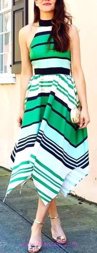 Lovely Beautiful Summer Month Style - charming, street, modern, clothing