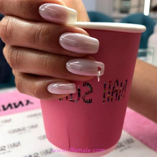 Lovely Dreamy French Ideas - neat, naildesign, nails, clever