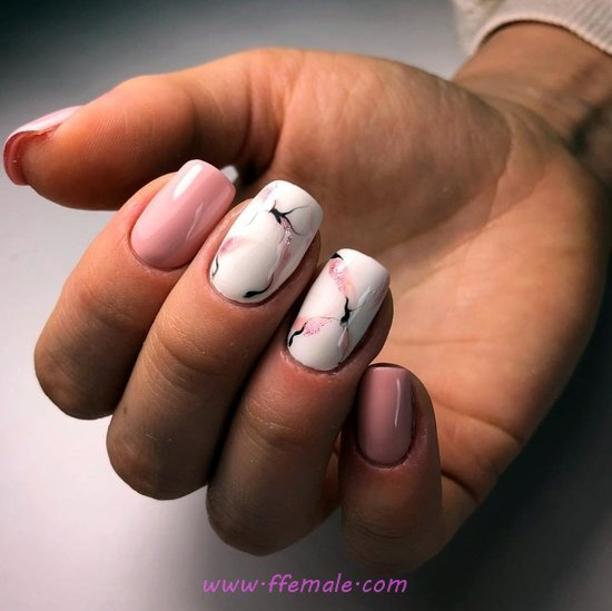 Lovely & Girly Nail Design Ideas - extremelycute, ideas, nails, super