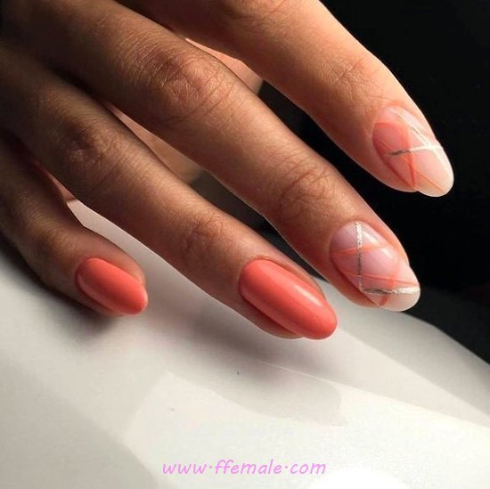 My Best And Simple Nails Design Ideas - elegant, fashion, style, nails, top