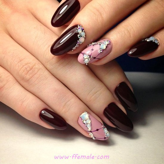 My Ceremonial And Lovely Nails Trend - naildesign, nail, idea, hilarious