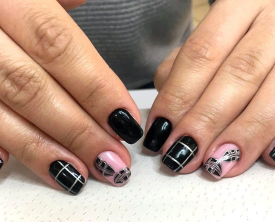 My Ceremonial Simple Acrylic Nail Trend - nails, love, glamour, teen, creative