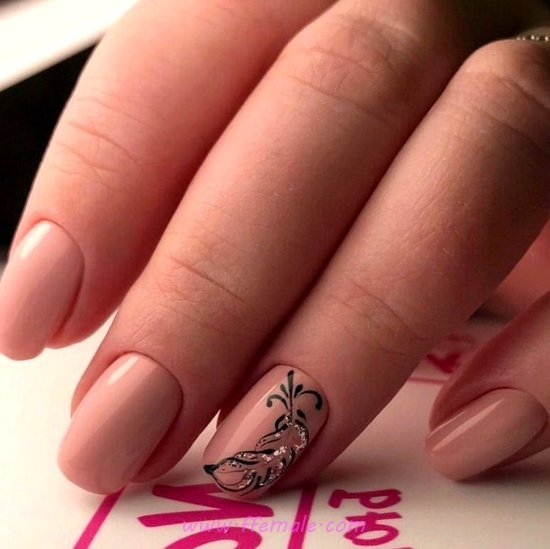 My Chic & Orderly Acrylic Manicure Art Ideas - nails, manicure, diy