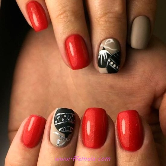 My Classy & Loveable Gel Nails Style - photoshoot, cool, nailart, fashion