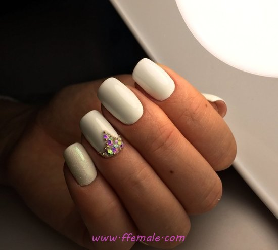 My Colorful And Easy Nail Art Ideas - glamour, nail, nailidea, best, teen