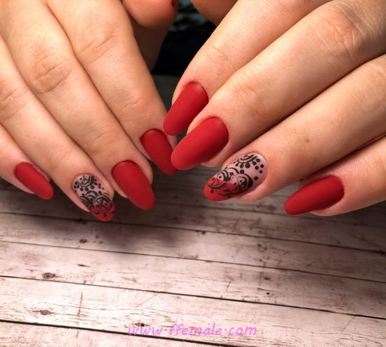 My Creative & Easy French Art Ideas - gelnails, nails, naildesigns, dainty