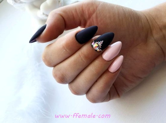 My Cute And Neat Acrylic Manicure Ideas - cool, nail, naildesigns, art