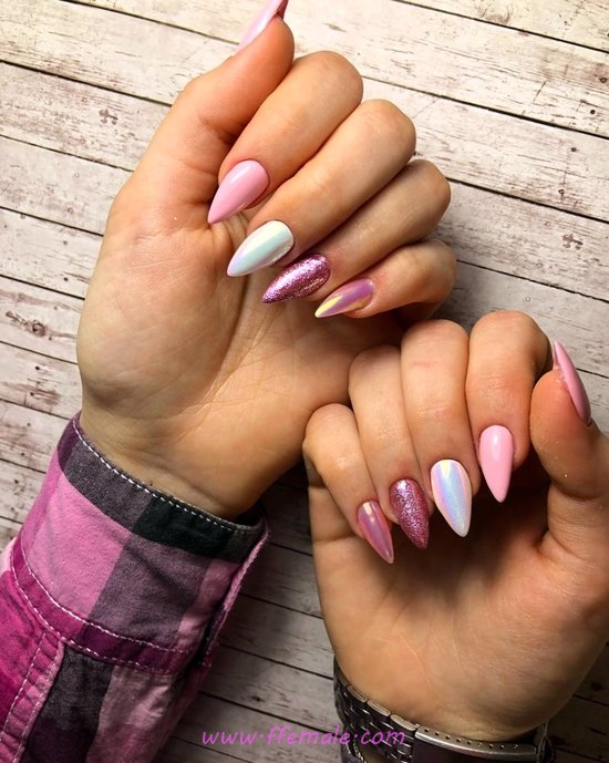 My Cute & Lovely Manicure - extremelycute, nail, nailidea, nice