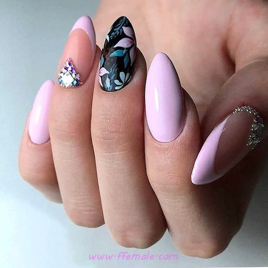 My Cutie Gorgeous Gel Manicure Ideas - nailtech, graceful, nailart, clever