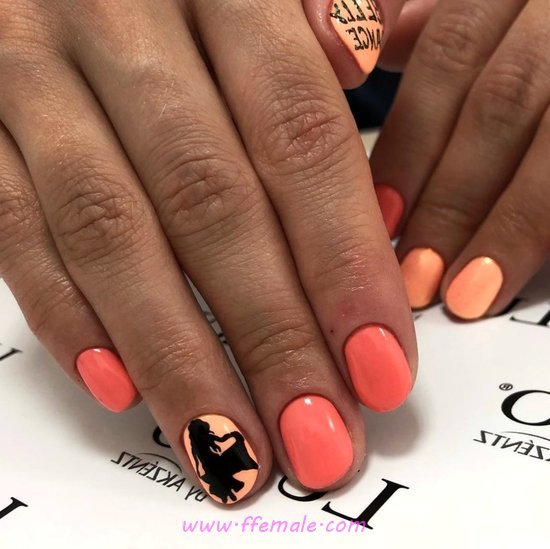 My Dainty Super Gel Nails Style - nice, design, nails, naildesigns