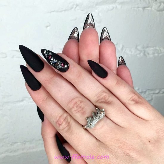 My Delightful And Glamour Art Ideas - nail, fashionable, lovely, artful