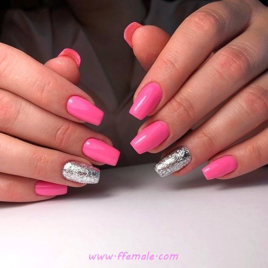 My Dream Lovely Manicure - naildesign, nails, sweet, creative
