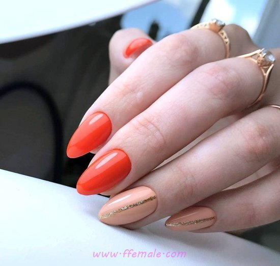 My Easy Colorful Manicure Style - magic, shiny, nails, gotnails