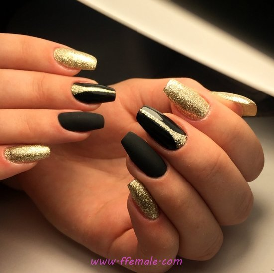 My Elegant And Nice Acrylic Nail Style - top, nailart, magic
