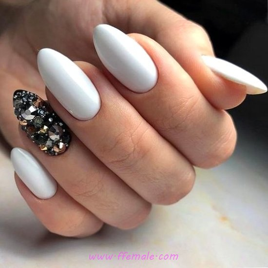 My Enchanting And Neat Acrylic Nail Trend - gotnails, goingout, nails, cutie