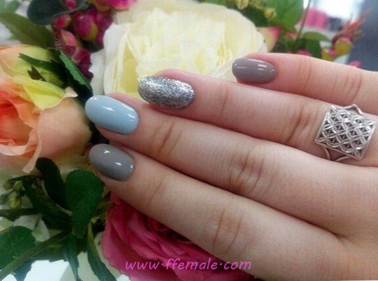 My Fashion Acrylic Nail Design Ideas - gorgeous, nailart, nailpolish