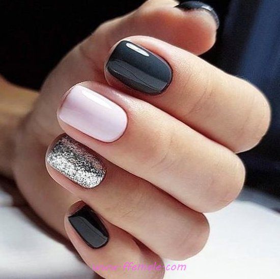My Fashion And Handy French Trend - pretty, acrylic, graceful, nail