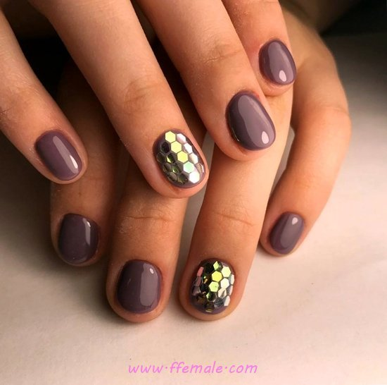 My Fashionable & Unique American Nail Design Ideas - loveable, gorgeous, nail, cutie