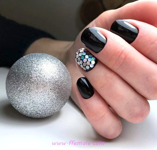 My Feminine And Lovely Manicure Art Ideas - sweetie, nailart, nailideas, clever