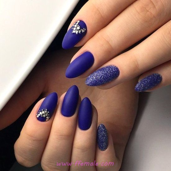 My Feminine & Easy Gel Nail Ideas - getnails, top, nails, nailartdesigns