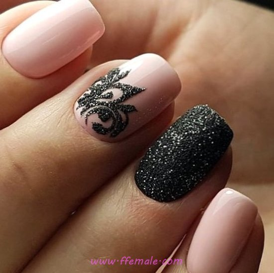 My Fresh And Professionail Gel Manicure Art Ideas - goingout, beautyhacks, nailart