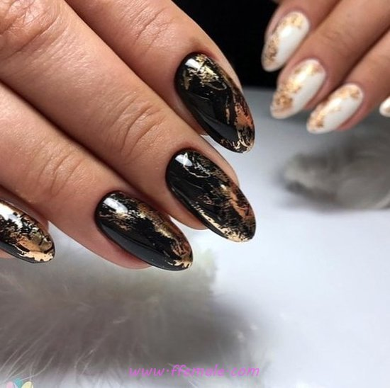 My Girly Iconic Nail Art Ideas - nails, shiny, acrylicnails, cunning