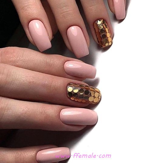 My Girly & Simple Ideas - nail, nailstyle, amusing, pretty
