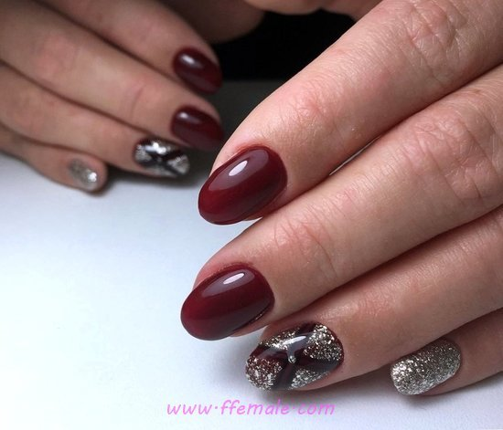 My Gorgeous Casual American Art - simple, nails, gorgeous, beauty