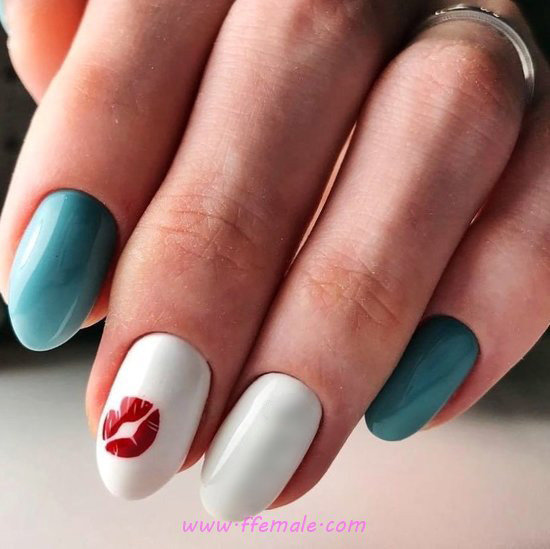 My Graceful & Enchanting American Nail Ideas - cutie, lovely, nail, photoshoot