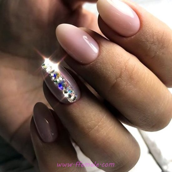 My Handy & Casual Gel Nails Trend - nails, charming, sweet, hilarious