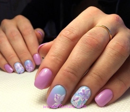 My Incredibly Cool Trend - nails, nailidea, photoshoot, lovely