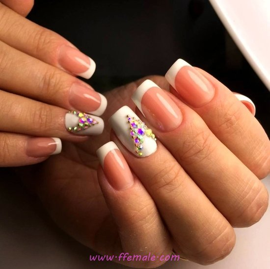 My Lovely And Balanced Manicure Art Ideas - nailart, clever, wonderful, design