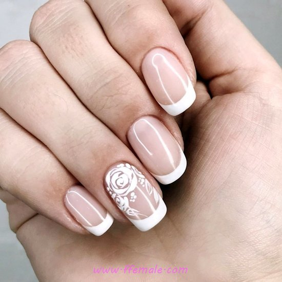 My Lovely And Enchanting Manicure Trend - cute, wonderful, nails, idea