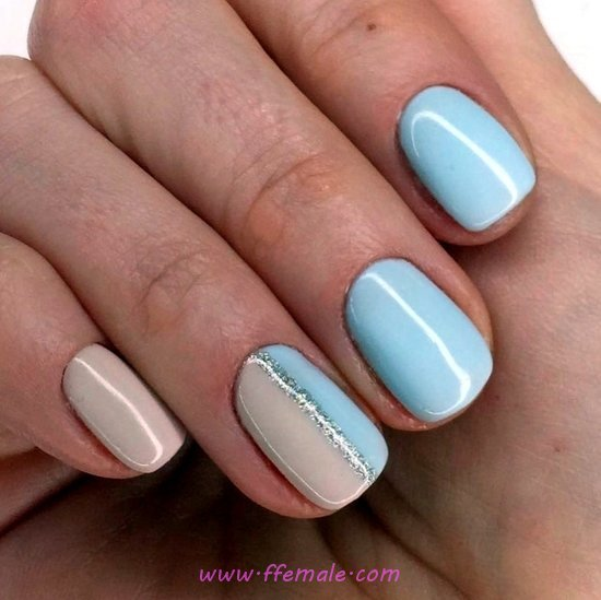 My Lovely Cutie French Acrylic Nails Ideas - nails, selection, amusing, cool