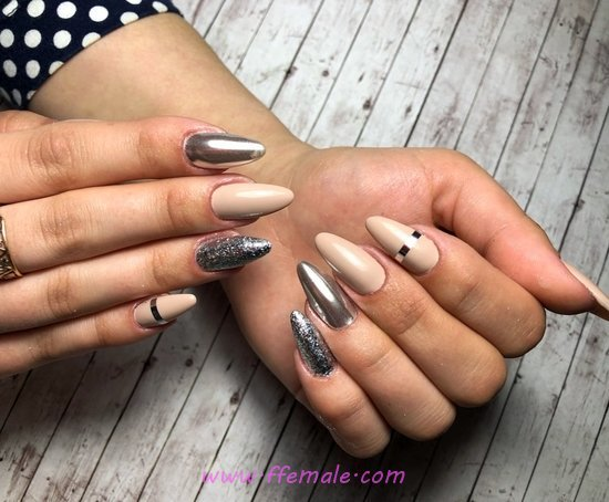 My Nice Elegant Gel Nail Art Ideas - gotnails, sexy, diynailart, nailart