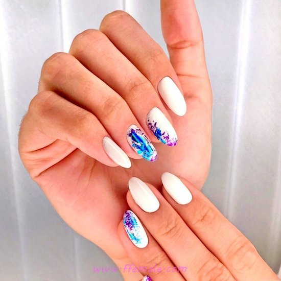 My Orderly And Attractive Nails - teen, nailartideas, nails, loveable